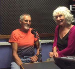 Being interviewed about On the Run on by Shirley Lewis on Katoomba Radio's The GLOBAL TV Show, RBN 89.1 FM.